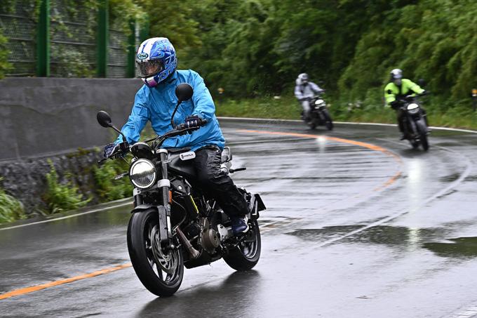 KTM&ハスクバーナ・モーターサイクルズの最新モデルを南箱根で乗りつくす、試乗会レポートの画像13