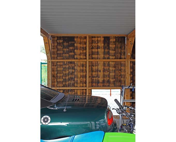 【新型コロナに負けるな!ガレージライフ】ビルトインガレージはバイクだけにすることで、念願のガレージハウスを実現の画像07