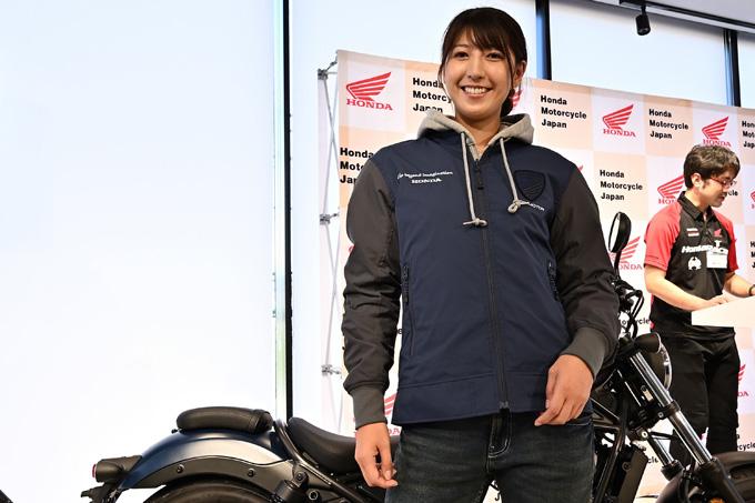 ホンダ純正ライディングギアの魅力に迫る!「2020年 秋冬 Honda ライディングギア 報道説明会」レポートの画像05
