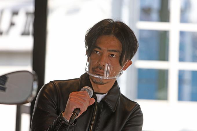 伝統のブランドが復活!カワサキ メグロK3メディア向け発表・説明会レポートの画像10