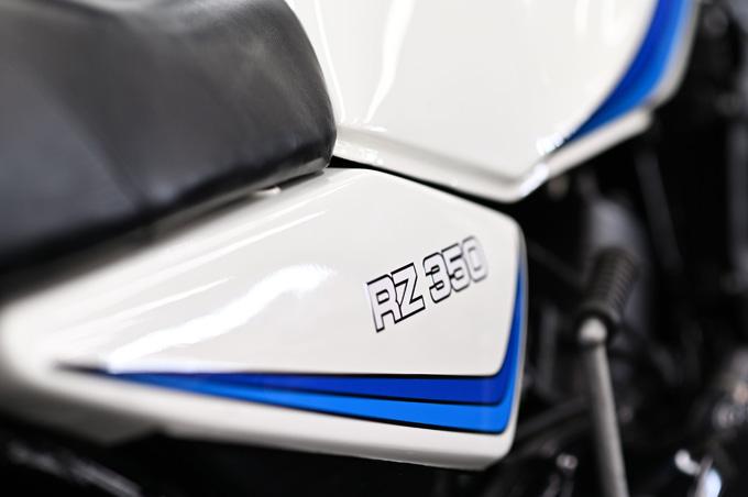 あの頃憧れた車両に今こそ乗りたい!バイク王が主催する「第7回CSコンテスト テクニカ部門(車両レストア)」の優勝はナナハンキラーの1981年式ヤマハRZ350の画像05