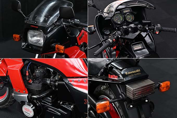 あの頃憧れた車両に今こそ乗りたい!バイク王が主催する「第7回CSコンテスト テクニカ部門(車両レストア)」の優勝はナナハンキラーの1981年式ヤマハRZ350の画像08