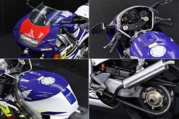 あの頃憧れた車両に今こそ乗りたい!バイク王が主催する「第7回CSコンテスト テクニカ部門(車両レストア)」の優勝はナナハンキラーの1981年式ヤマハRZ350の画像16