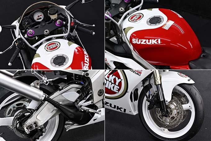 あの頃憧れた車両に今こそ乗りたい!バイク王が主催する「第7回CSコンテスト テクニカ部門(車両レストア)」の優勝はナナハンキラーの1981年式ヤマハRZ350の画像20