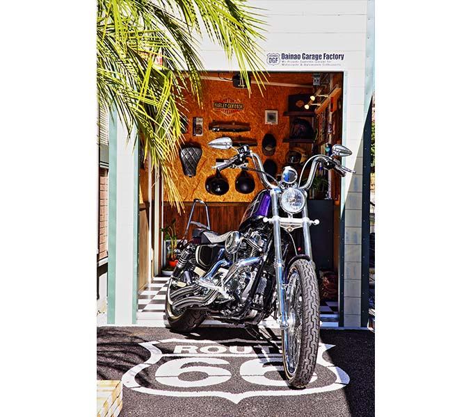 【新型コロナに負けるな!ガレージライフ】「ガレージライフ・アメリカン誌」を熟読し、夢に描いたバイクガレージをついに実現の画像04