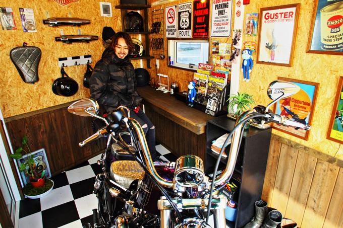 【新型コロナに負けるな!ガレージライフ】「ガレージライフ・アメリカン誌」を熟読し、夢に描いたバイクガレージをついに実現の画像05