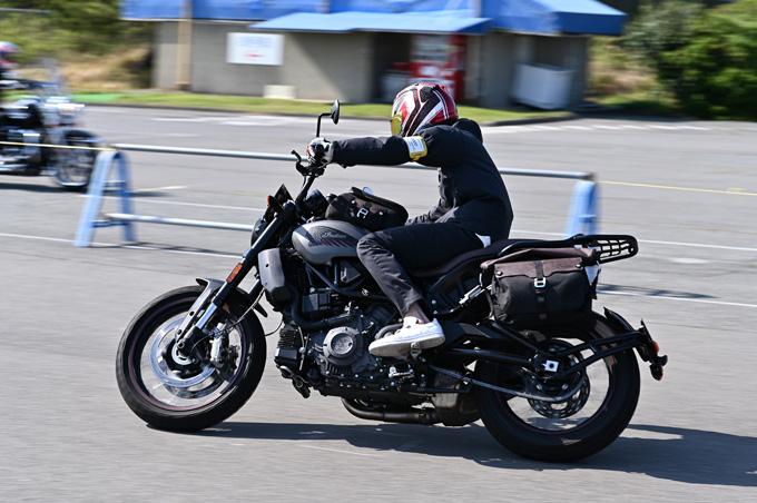 インディアンFTR1200ラリーのプチインプレあり!第6回JAIA輸入二輪車試乗会・展示会 インディアンレポートの画像08