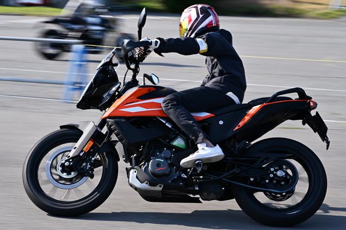 第6回JAIA輸入二輪車試乗会・展示会 KTM・ハスクバーナ・モーターサイクルズレポートの画像05