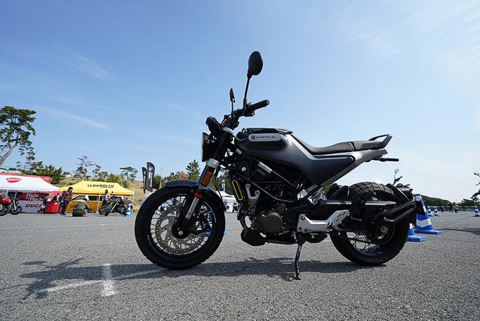 第6回JAIA輸入二輪車試乗会・展示会 KTM・ハスクバーナ・モーターサイクルズレポートの画像07