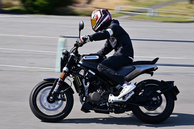 第6回JAIA輸入二輪車試乗会・展示会 KTM・ハスクバーナ・モーターサイクルズレポートの画像09