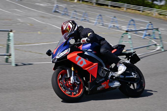 話題のaprilia RS660も試乗!第6回JAIA輸入二輪車試乗会・展示会 aprilia・MOTO GUZZI・Vespa レポートの画像01