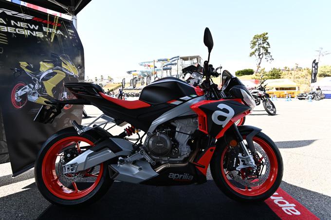 話題のaprilia RS660も試乗!第6回JAIA輸入二輪車試乗会・展示会 aprilia・MOTO GUZZI・Vespa レポートの画像04