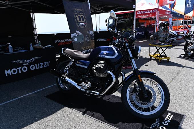 話題のaprilia RS660も試乗!第6回JAIA輸入二輪車試乗会・展示会 aprilia・MOTO GUZZI・Vespa レポートの画像08