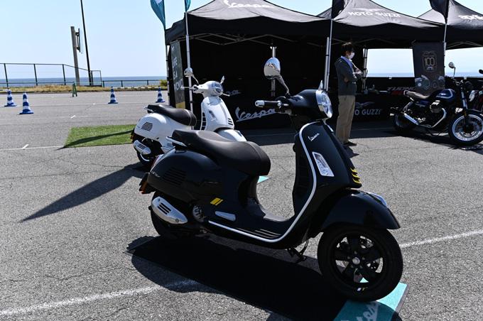 話題のaprilia RS660も試乗!第6回JAIA輸入二輪車試乗会・展示会 aprilia・MOTO GUZZI・Vespa レポートの画像09