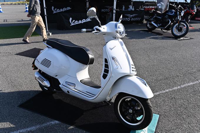 話題のaprilia RS660も試乗!第6回JAIA輸入二輪車試乗会・展示会 aprilia・MOTO GUZZI・Vespa レポートの画像10