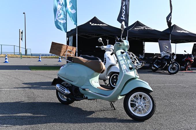 話題のaprilia RS660も試乗!第6回JAIA輸入二輪車試乗会・展示会 aprilia・MOTO GUZZI・Vespa レポートの画像11