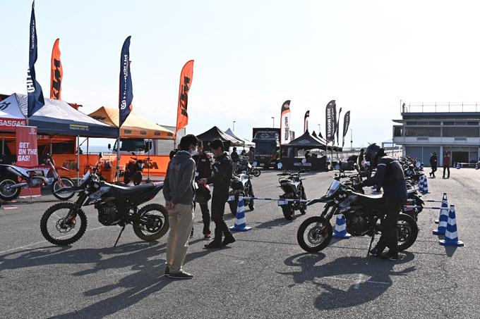 話題のaprilia RS660も試乗!第6回JAIA輸入二輪車試乗会・展示会 aprilia・MOTO GUZZI・Vespa レポートの画像12
