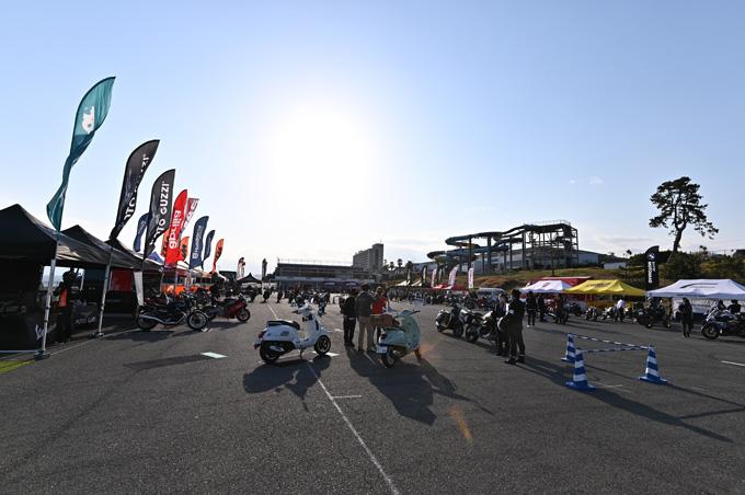 話題のaprilia RS660も試乗!第6回JAIA輸入二輪車試乗会・展示会 aprilia・MOTO GUZZI・Vespa レポートのメイン画像