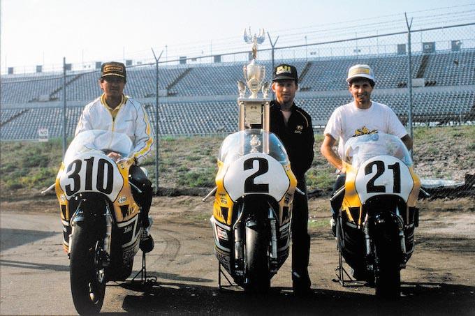 スペンサーもローソンも宮城も走った!! バイク全盛期'80年代回想コラム・サーキット編の画像