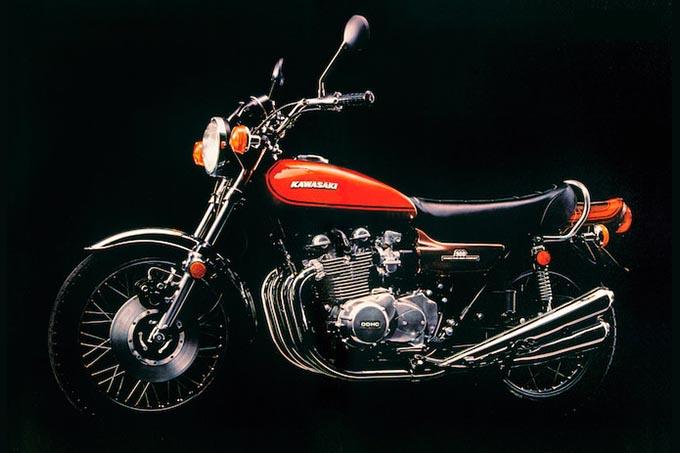 カワサキ Z 45周年の今その原点とシリーズの各車両を知る その1の画像