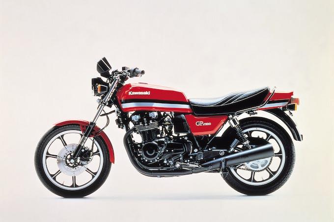 カワサキ Z 45周年の今その原点とシリーズの各車両を知る その4の画像