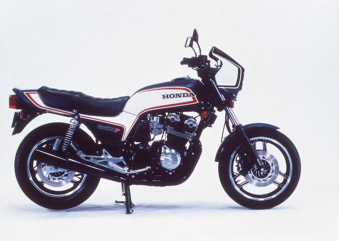 ホンダ・CB-Fヒストリー1983年編/1100Fを追加し750Fは生産を終了、旗艦としてのCB-Fはシリーズ終結への画像