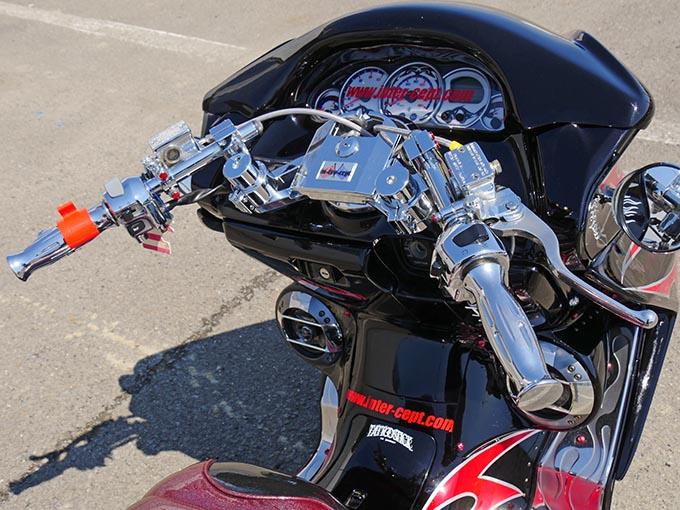 誰もが憧れるCJ43スカブエンジンをスワップしたマジェスティCのカスタム画像