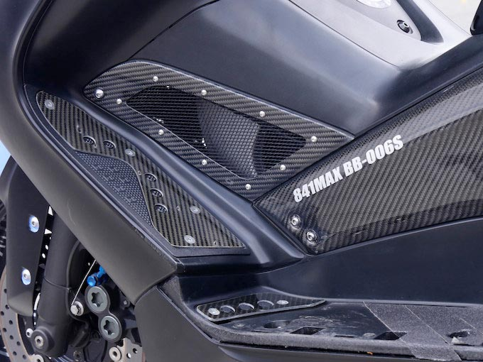 ライトチューンTMAXでサーキットを走るのカスタム画像