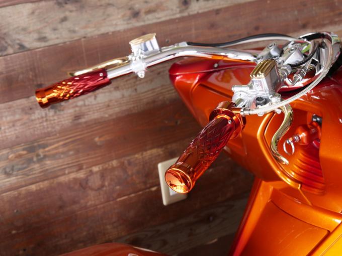 美しきキャンディオレンジマグザムのカスタム画像