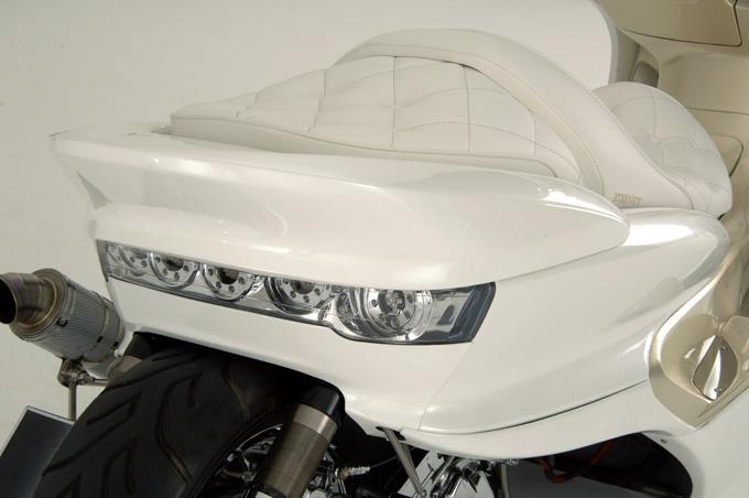 【カスタムアーカイブ】懐かしのマジェC白色系ラグジュアリー仕様のカスタム06画像