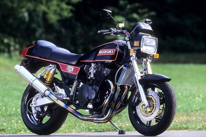 バイクプラザ・メカドック / GSX750E カスタム写真