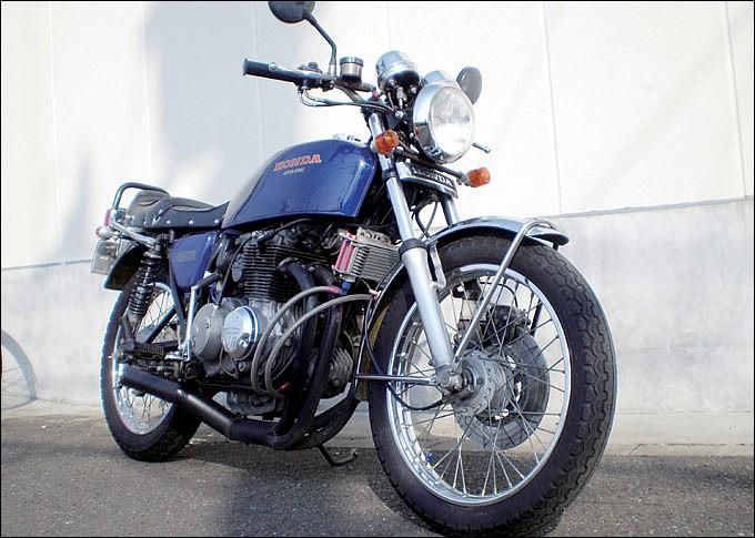 ホンダ CB400F