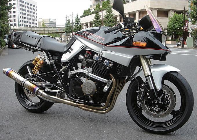 スズキ GSX250Sカタナ