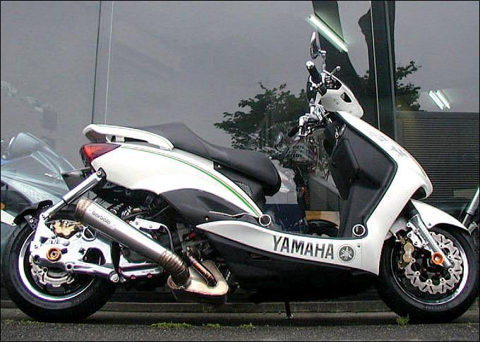 ヤマハ シグナス125X