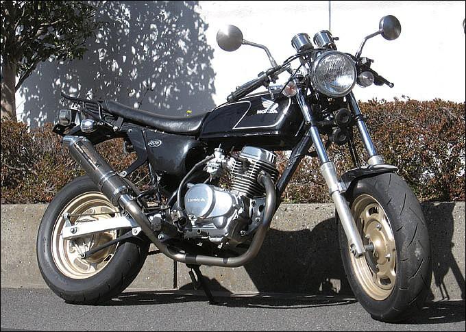ホンダ エイプ50DX