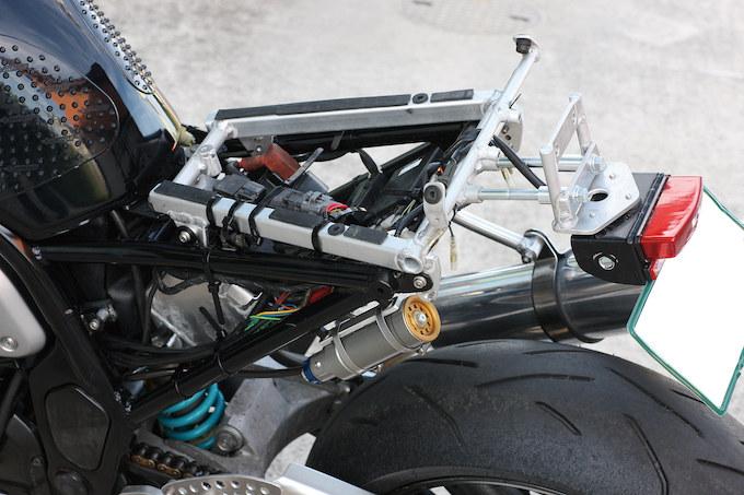パドック3 GSF1200(スズキ GSF1200)のカスタム画像