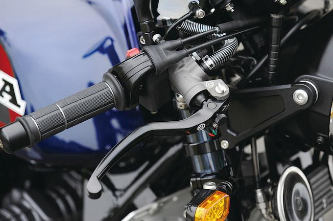 ACサンクチュアリー CB750F(ホンダ CB750F)のカスタム画像
