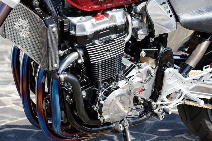 モーターサイクルショップNAC X4(ホンダ X4)のカスタム画像
