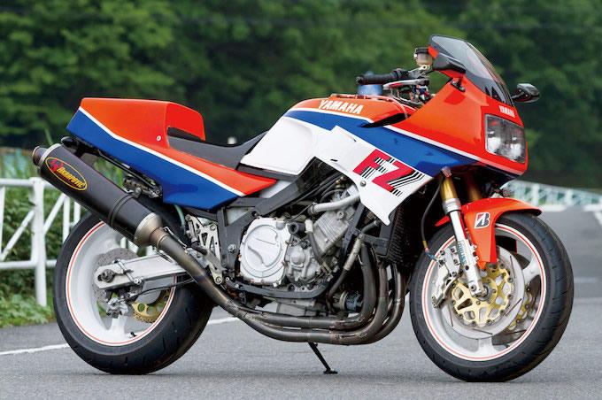 RSカタクラ(片倉オート商会) FZ750(ヤマハ FZ750)のカスタム画像
