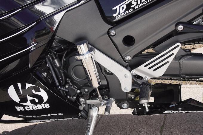 レッドモーター ZX-14R(カワサキ ZX-14R)のカスタム画像