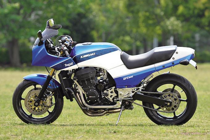 バグースモーターサイクル GPZ900R(カワサキ GPZ900R)のカスタム画像