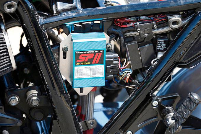UEHARA SPL. XJR1300(ヤマハ XJR1300)のカスタム画像