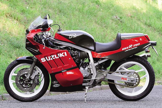 アサカワスピード GSX-R750R(スズキ GSX-R750R)のカスタム画像