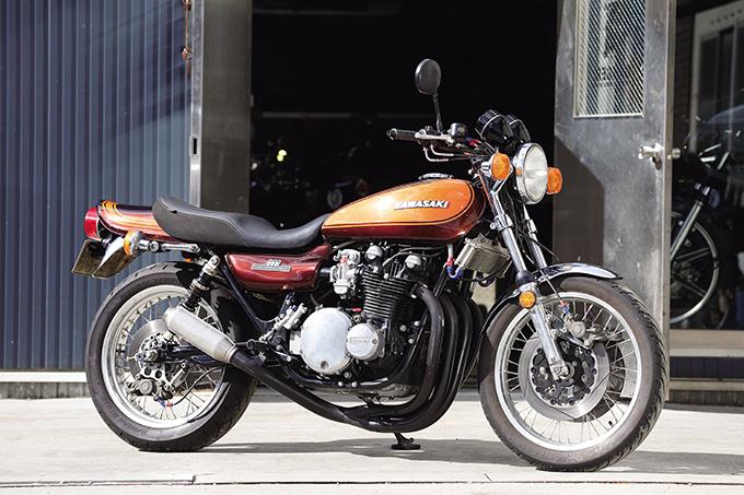 モブスター Z1(カワサキ Z1)のカスタム画像
