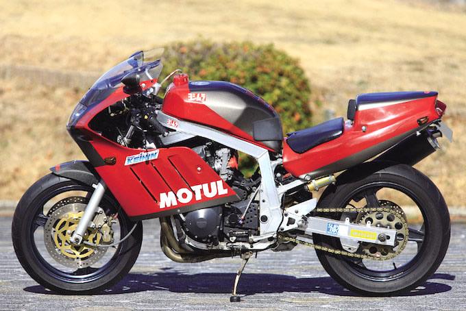 スーパーバイカーズ GSX-R1100(スズキ GSX-R1100)のカスタム画像