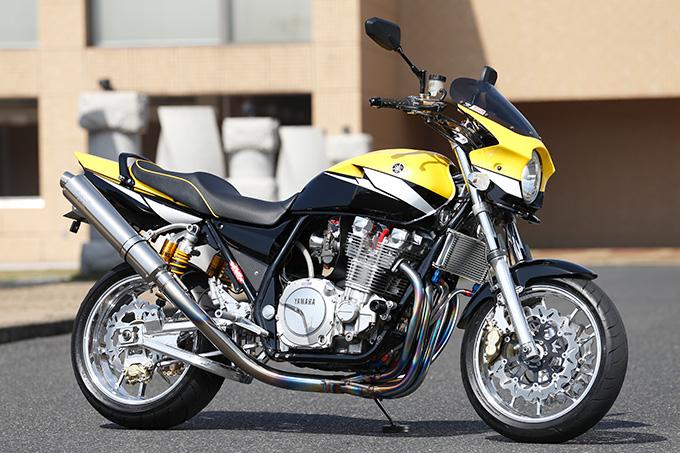 オートランドサカグチ XJR1300(ヤマハ XJR1300)のカスタム画像