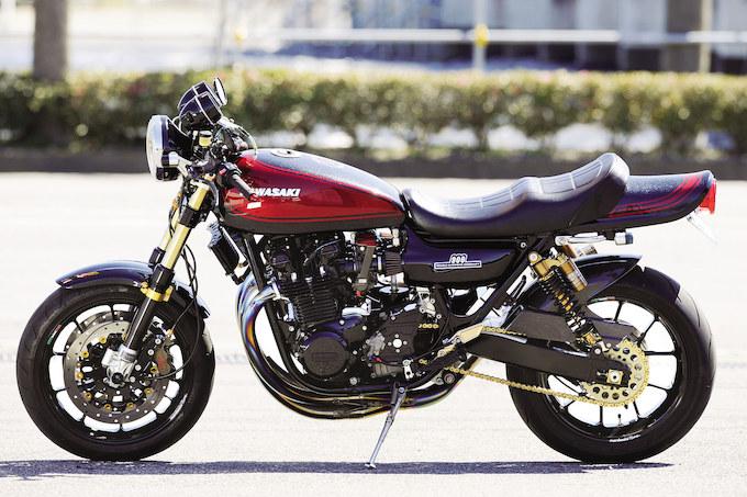 ブルドック Z1(カワサキ Z1)のカスタム画像