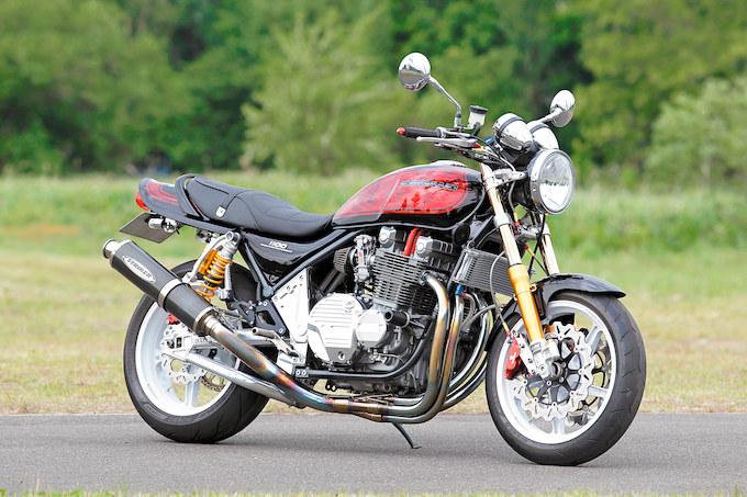 バイクプラザ・メカドック ゼファー1100(カワサキ ゼファー1100)のカスタム画像
