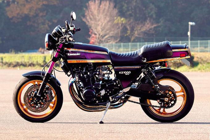 ブルドック Z1000Mk.II(カワサキ Z1000Mk.II)のカスタム画像