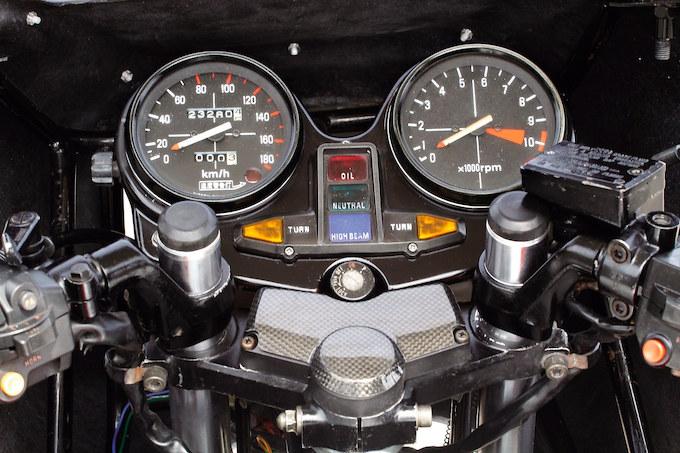 T.T.Rモータース CB750カスタム(ホンダ CB750カスタム)のカスタム画像